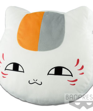 Nyanko Sensei Large Face Plush 39134