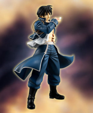 Roy Mustang Special Figure