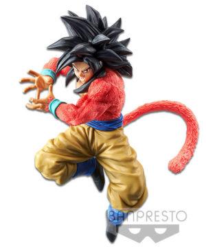 Dragon Ball GT Super Saiyan 4 Goku Kamehameha