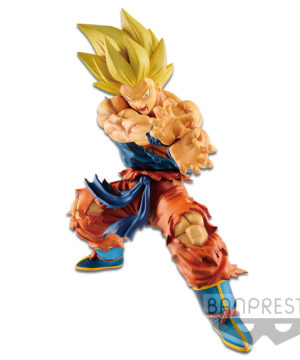 Goku Kamehameha Banpresto-2