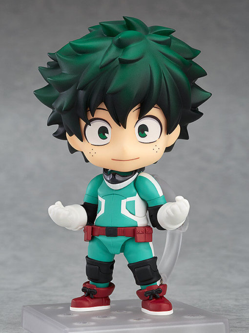 Nendoroid Izuku Midoriya Heros Edition