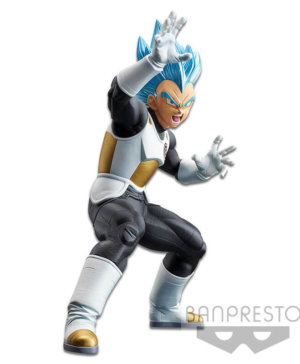 Super Dragon Ball Heroes Transcendence Arts Vol 2 Vegeta