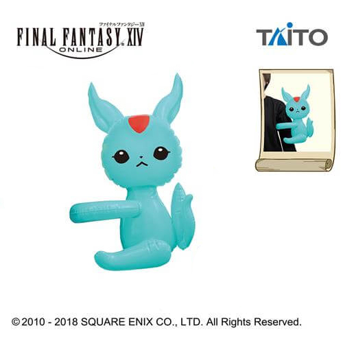 Taito Inflatable Carbuncle Blue