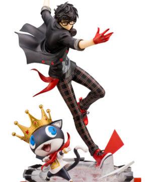 Joker and Morgana ARTFX J