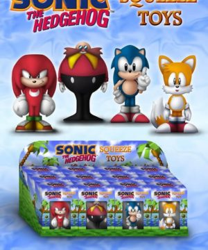 Gaya Entertainment Sonic the Hedgehog Squeeze Toy