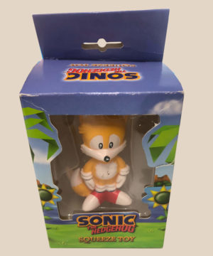 Gaya Entertainment Sonic the Hedgehog Tails Squeeze Toy