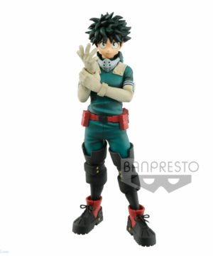 My Hero Academia Age of Heroes Deku Banpresto