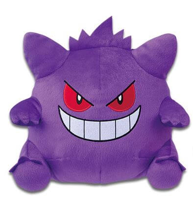 Pokemon Sun Moon Gengar Plush Banpresto