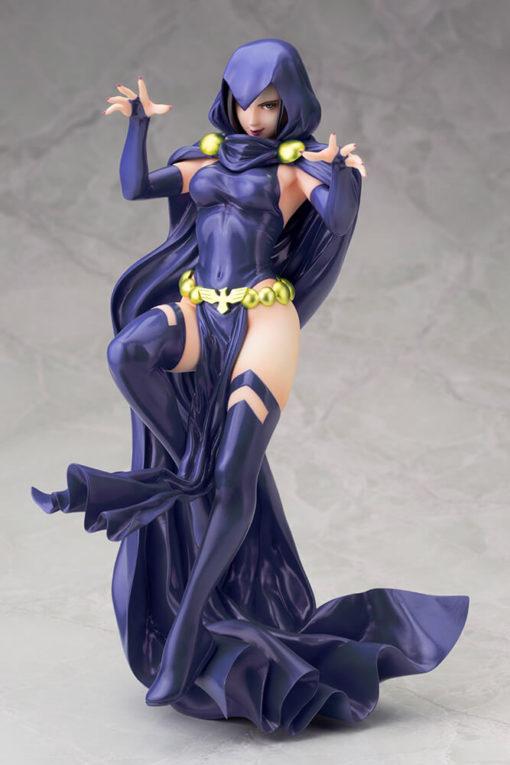 Raven Bishoujo Statue