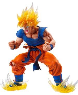 SSJ GokuSuper Figure Art Collection Ver 2