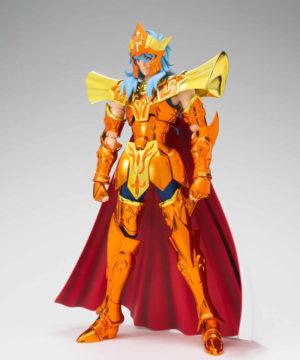 Saint Myth Cloth EX Emperor Poseidon Imperial Throne Set