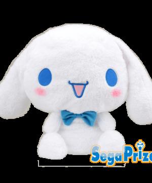 Sega Yurukawa Sanrio Characters Cinnamoroll Plush