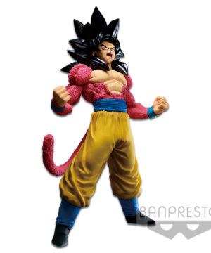 Blood of Saiyans Goku Super Saiyan 4