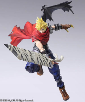 Bring Arts Cloud Strife Another Form