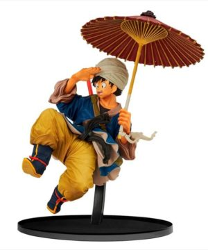 Dragon Ball Z - Goku with Parasol BWFC Vol 5