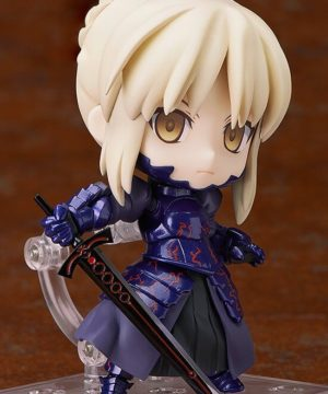 Nendoroid Saber Alter Super Movable Edition