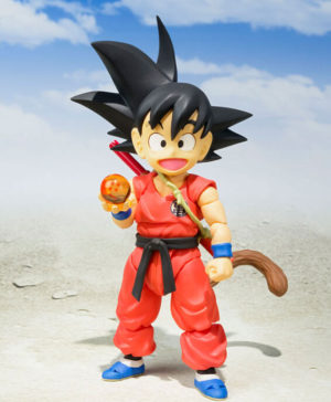 S H Figuarts Goku Childhood