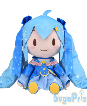 Snow Miku 2017 Plush