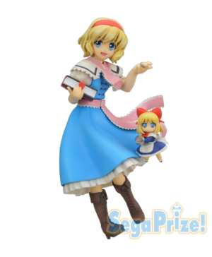 Sega Alice Margatroid PM Figure