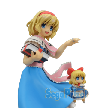 Touhou Project Alice Margatroid PM Figure