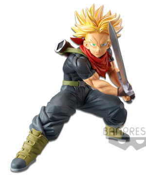 Transcendence Art Vol 5 Trunks