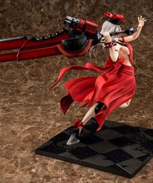 Alisa Ilinichina Amiella Crimson Anniversary Dress