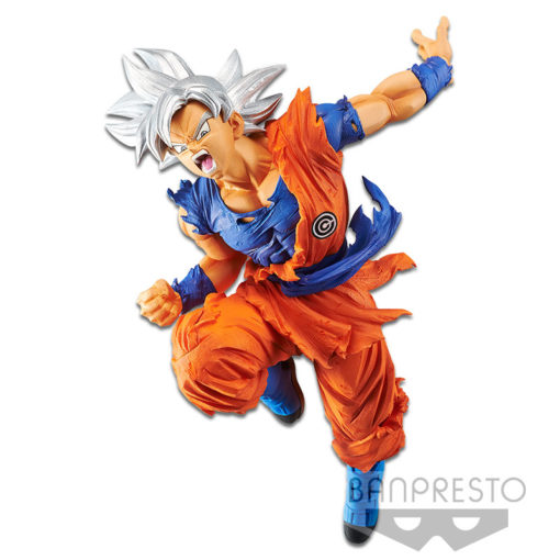 Banpresto Ultra Instinct Goku Transcendence Arts vol 4