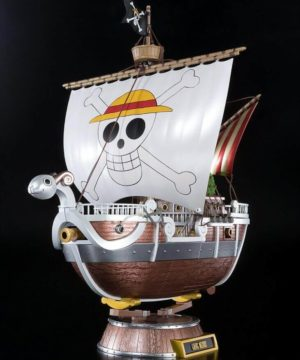 CHOGOKIN One Piece Going Merry Anime 20th Anniversary Memorial Edition