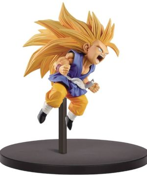 Dragon Ball GT - Super Saiyan 3 Goku FES Stage 10