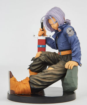 Dragon Ball Z - BWFC Future Trunks
