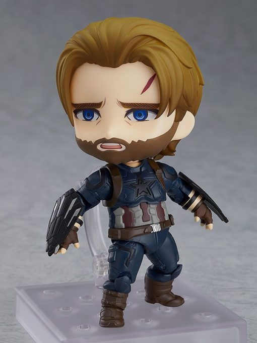 Nendoroid Captain America Infinity Edition DX Ver