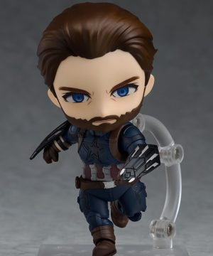 Nendoroid Captain America Infinity Edition DX Ver