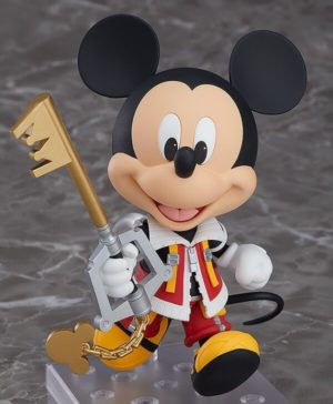 Nendoroid King Mickey