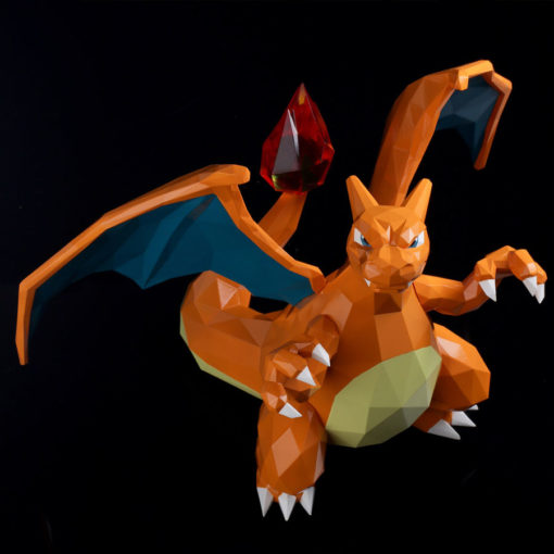 Pokemon-POLYGO-Charizard