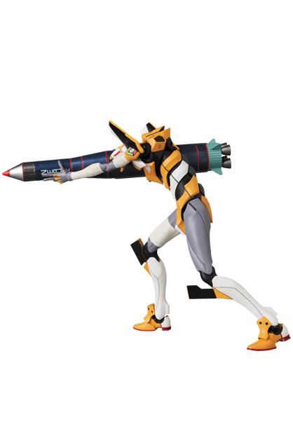Rebuild of Evangelion MAFEX EVA-00 Kai