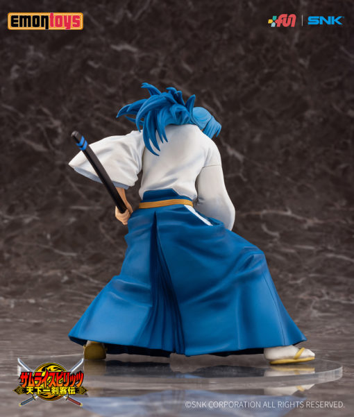 Samurai Shodown VI - Ukyo Tachibana