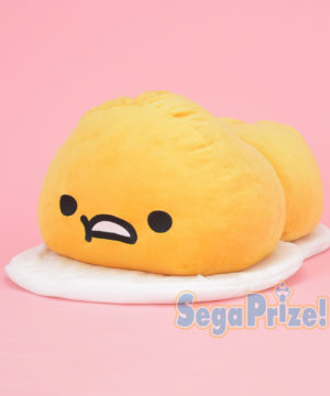 Sanrio Gudetama Big MEJ Plush