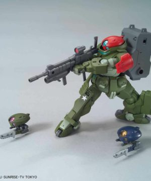 HGBD Grimoire Red Beret