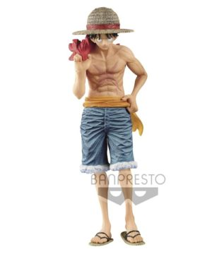 One Piece Luffy Magazine Figure vol 2