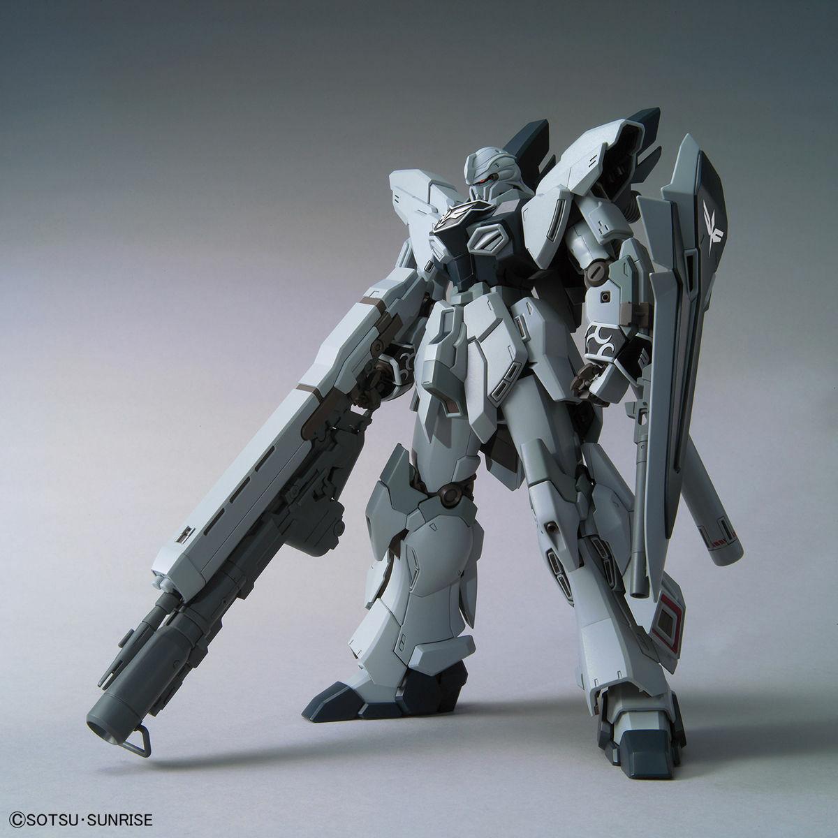 MG 1/100 SINANJU STEIN (NARRATIVE Ver.) - Gundam NT - Bandai