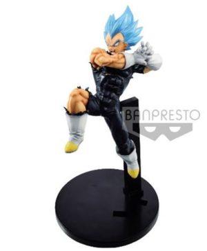 Dragon Ball Super Tag Fighters Super Saiyan Blue Vegeta
