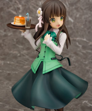 Is the Order a Rabbit?? Chiya: Cafe Style 1/7 Scale Figure