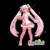 Hatsune Miku Sakura Miku SPM Figure