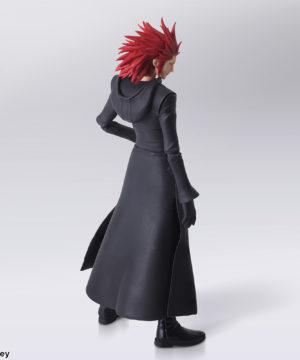 Kingdom Hearts III Bring Arts Axel