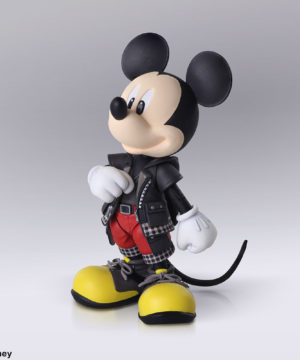 Kingdom Hearts III - Bring Arts King Mickey