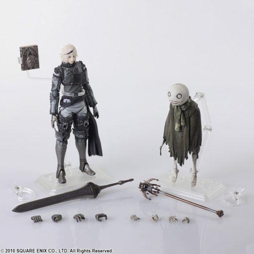Nier RepliCant Bring Arts Nier & Emil