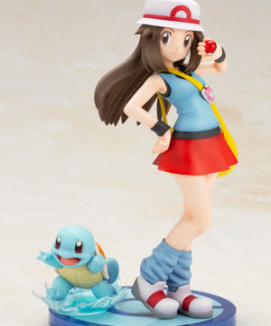 Pokemon - ARTFX J Leaf with Squirtle