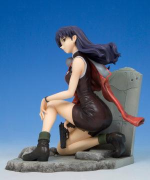 Rebuild of Evangelion - Misato Katsuragi RE