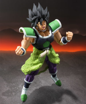 SH Figuarts Dragon Ball Super Broly Broly -Super-