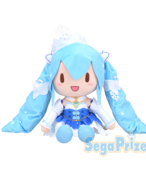Snow Miku 2019 Plush